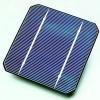 125mm小倒角单晶硅太阳能电池,单晶光伏电池片