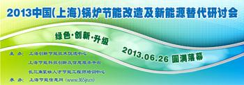 2013锅炉节能改造及新能源替代研讨会