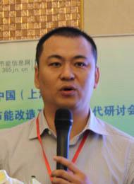 王凯中船重工(上海)新能源有限公司总经理
