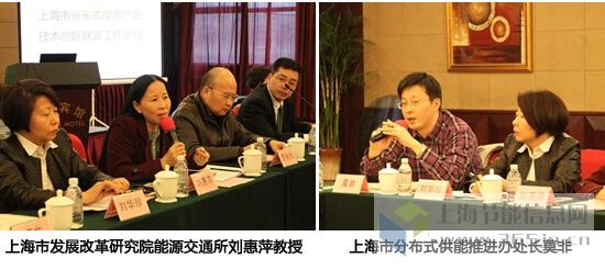 上海市分布式能源产业技术创新联盟第五次会议3~