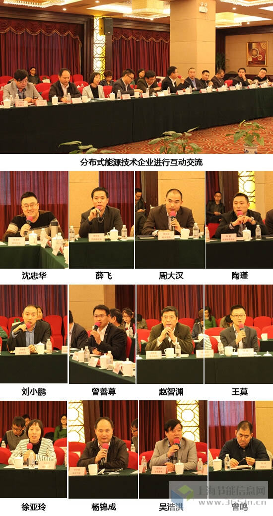 上海市分布式能源产业技术创新联盟第五次会议5~