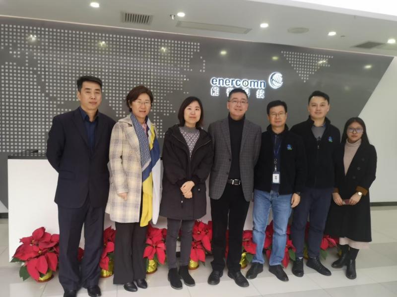 上海市节能工程技术协会走访会员企业3
