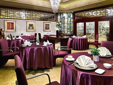 上海复旦皇冠假日酒店4