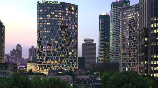 上海新天地朗廷酒店1