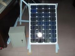 太阳能发电前景新能源是二十一世纪世界经济发展中最具决定力的五大技术领域之一。太阳能是一种清洁、高效和